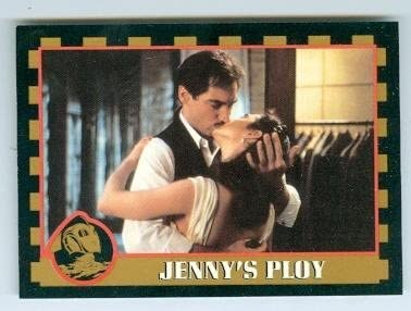 A lobby card of Jennifer Connelly and Timothy Dalton in The Rocketeer. | Jennifer Connelly  Porn XXX | Celebrity Nakeds XXX