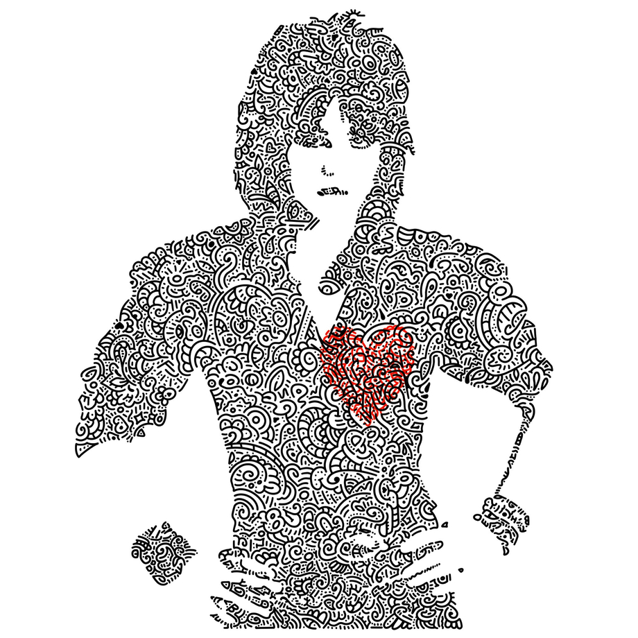 Hoping concerts will be a thing again. Here's some fun abstract stuff I made! | Joan Jett Porn XXX | Celebrity Nakeds XXX