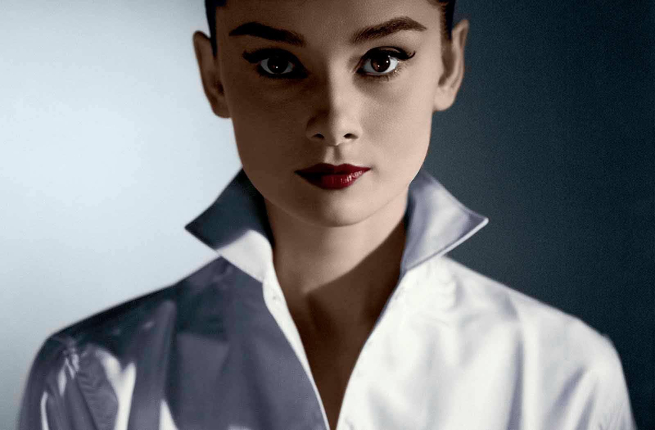 I colored her a while back   Audrey Hepburn  Porn XXX   Celebrity Nakeds XXX