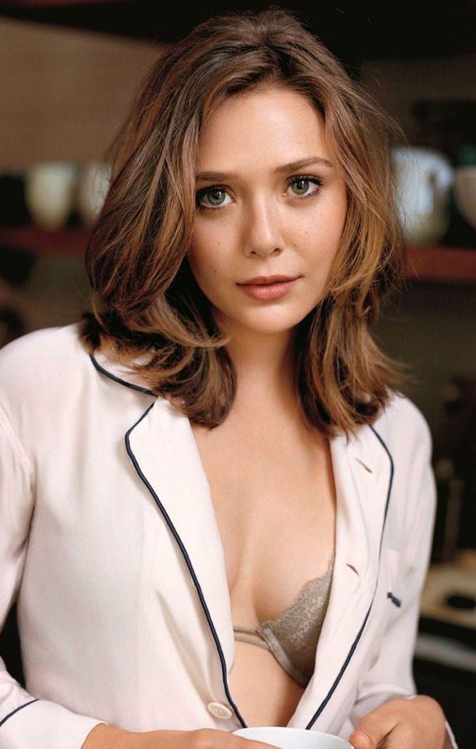 I think this is one of her all time bests, oh the time I've spent with this pic | Elizabeth Olsen Porn XXX | Celebrity Nakeds XXX