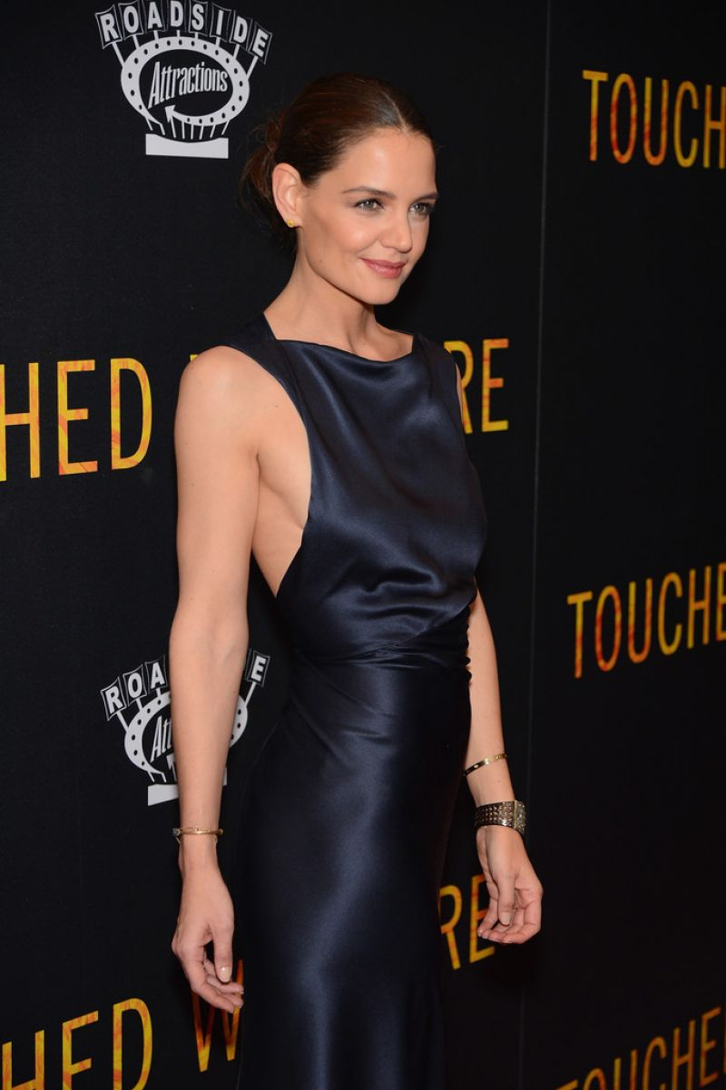 Katie Holmes at the Premiere of \'Touched with Fire\' | Katie Holmes  Porn XXX | Celebrity Nakeds XXX