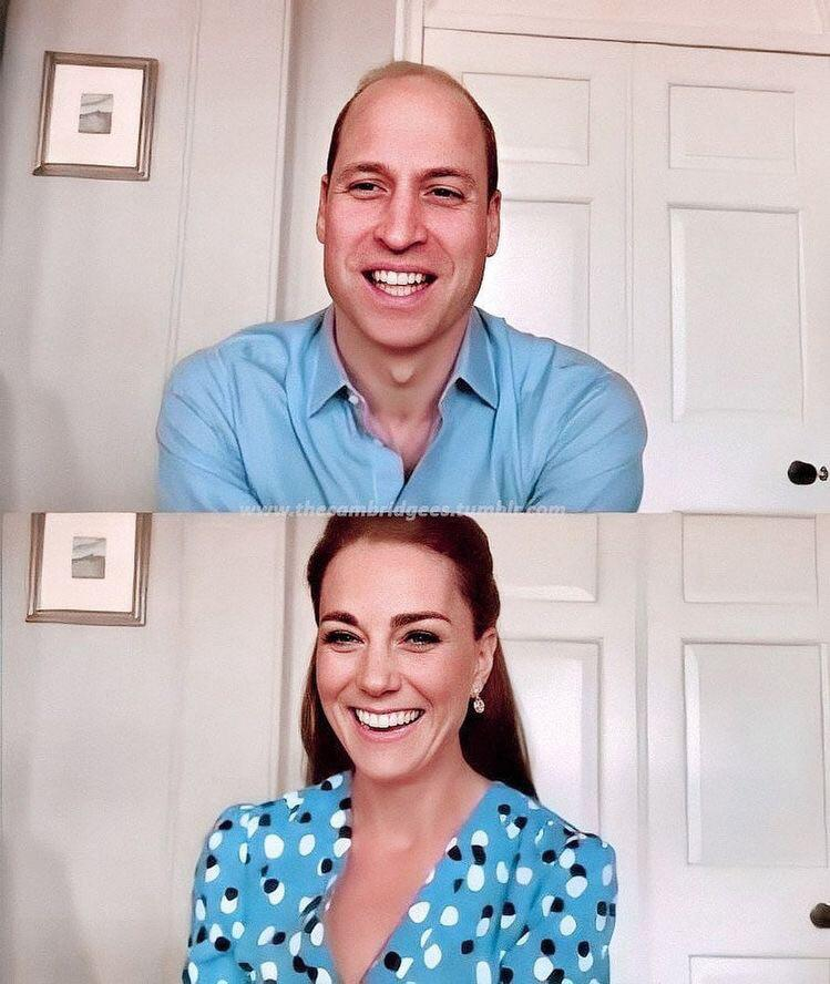 May 12/2020: For International Nurses Day, William and Kate held separate video calls to thank nurses in the UK for all their work during these extraordinary times! | Kate Middleton Porn XXX | Celebrity Nakeds XXX
