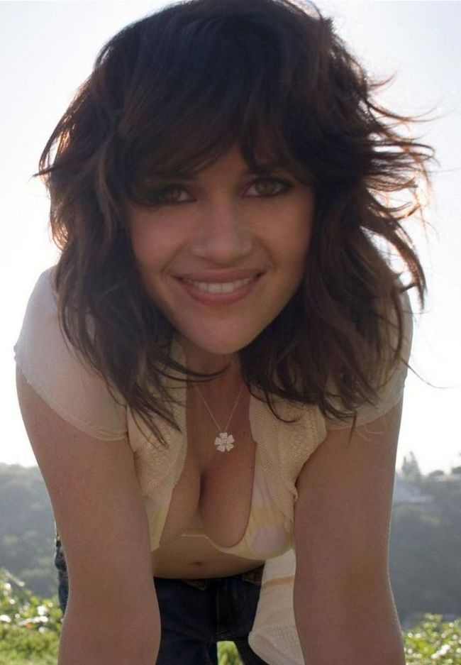 One of my all time favorite Carla pics. What a view! | Carla Gugino  Porn XXX | Celebrity Nakeds XXX