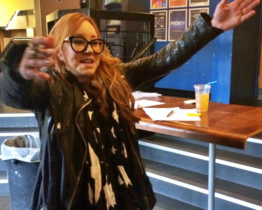 Another one from Glasgow (I've been sorting through pictures...) | Tori Amos XXX | Celebrity Nakeds XXX
