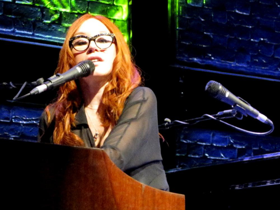Stuttgart 2014. Live debut of Happiness is a Warm Gun, solo debut of Smokey Joe, and an all-around dark and incredible show. | Tori Amos XXX | Celebrity Nakeds XXX