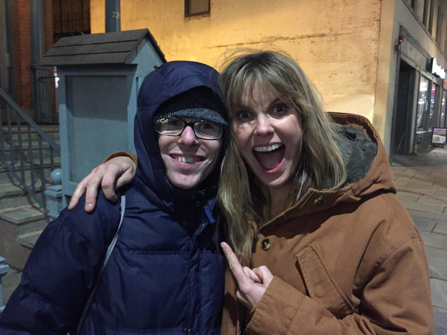 So happy I got to meet Grace Potter last night she was so sweet and shout out to her mom and bro for the help after we met she was like your shivering go get warm   Grace Potter  Porn XXX   Celebrity Nakeds XXX