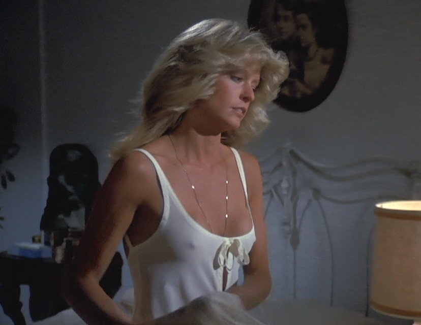 vid cap from Charlie\'s Angels, Aniston has nothing in comparison... | Farrah Fawcett Porn XXX | Celebrity Nakeds XXX