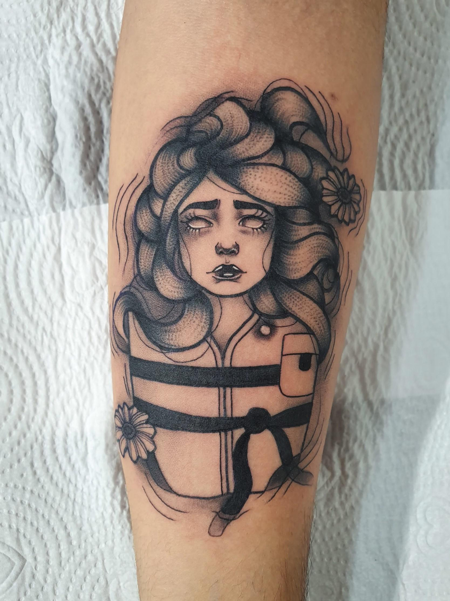 What do you all think about my new Kate Bush inspired tattoo? | Kate Bush  Porn XXX | Celebrity Nakeds XXX