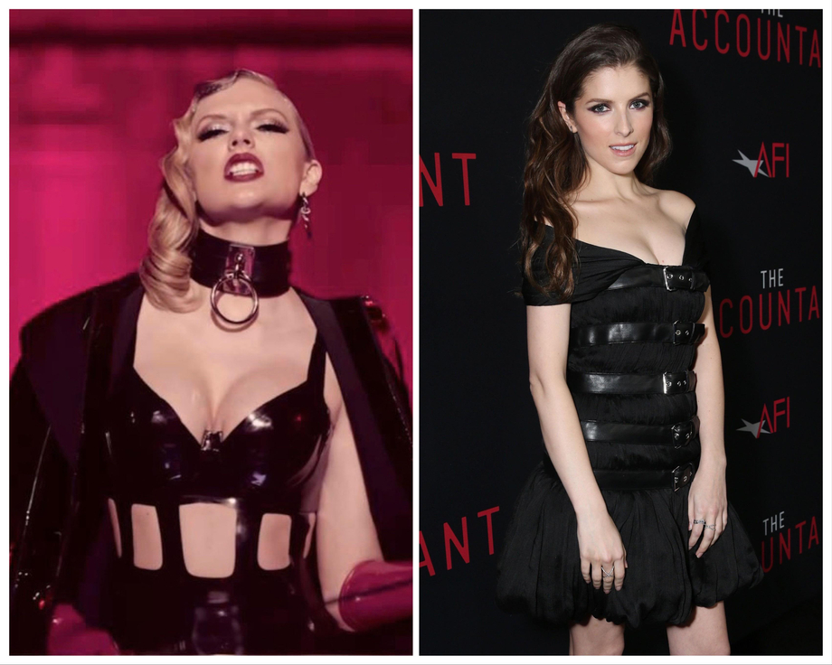 Who would be the better dom? Taylor or Anna? | Celeb  Porn XXX | Celebrity Nakeds XXX